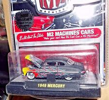 31500 M2 MACHINES AUTO THENTICS 1949 MERCURY 1:64  2009 MILEZONE'S LIMITED 732