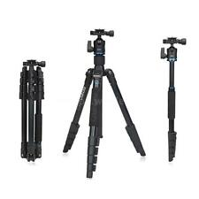 Benro IT15 Portable Travel Tripod Kit with Ball Head Monopod for Canon Nikon DV