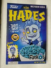 Funko Pop! Disney Hades Hercules FunkO's Cereal Pocket Pop Disney Villains