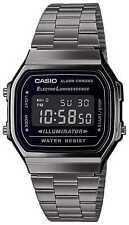 Casio El | Vintage | Pulsera De Acero A168WEGG-1BEF Relojes