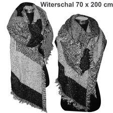 Markenlose Winter-Schals & -Tücher aus Viskose/Rayon für Damen