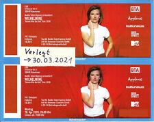 2x Wilhelmine - 30.03.2021 - Konzert im Lux Hannover - ausverkauft