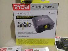 New Ryobi Es9000 Phone Works Storage Case (5-Tool)