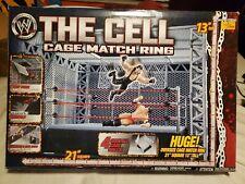 WRESTLEMANIA 8 VIII SCALE RING SKIRT APRON JAKKS ACTION FIGURE ACCESSORY WWE