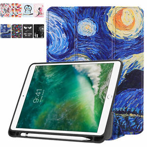 Cover For Apple IPAD 9.7 2017/2018 Case Slim Case Smart Cover Pouch Case