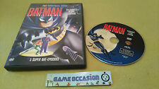 BATMAN NAISSANCE D'UNE LEGENDE / LA SERIE ANIMEE / 5 EPISODES / DVD