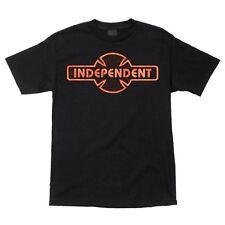 Independent Trucks Custom Ogbc Skateboard Shirt Black Xl