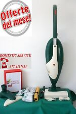 VORWERK FOLLETTO VK 135 + BATTITORE EB 351 ORIGINALI GARANTITI NO 150 200 220