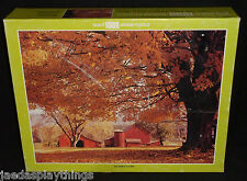 Guild Puzzle OLD FARM IN AUTUMN 1000 Pcs SEALED