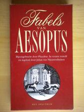 Fabels van AesopusHet spectrumphaedrus olandese esopo grecia come nuovo 206