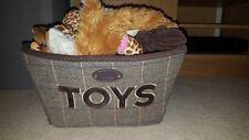 Caja de perro de juguete