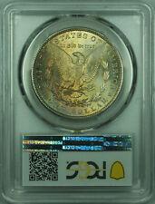 1886 Morgan Silver Dollar $1 Coin PCGS MS-65 Toned Reverse (27) J