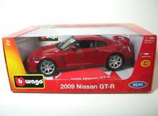 Nissan GT-R (rouge) 2009