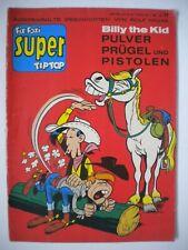 Fix Foxi Super Tip Top - BILLY THE KID - Pulver Prügel und Pistolen #11