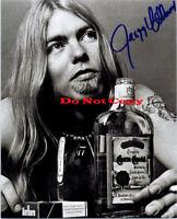 Gregg-Allman-Midnight-Rider Autographed signed 8x10 photo reprint