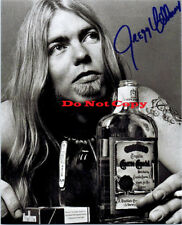 Gregg-Allman-Midnight-Rider Signed 8x10 autographed RP