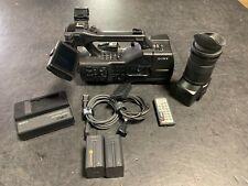 Sony NEX-EA50 Camcorder -  Black
