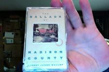 The Ballads of Madison County- new/sealed cassette tape