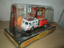 Code 3 1998  FIRE house EXPO  FIRE TRUCK 1/64 emergency services