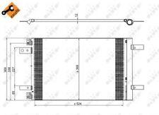 NRF Air Conditioning Condenser 350323 - BRAND NEW - GENUINE - 5 YEAR WARRANTY
