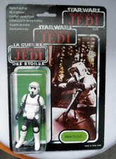 Star wars vintage Biker Scout trooper Figure tri logo palitoy 1983 70 back