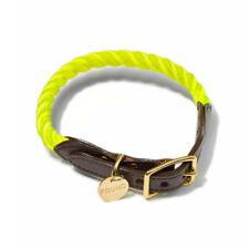 Found My Animal Rope Neon Yellow Collar