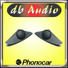 Phonocar 3/835 Supporti Altoparlanti Fiat Punto '99 per Tweeter Adattatori Casse