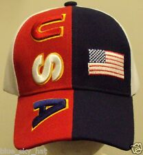 UNITED STATES OF AMERICA USA FLAG AMERICAN PRIDE SOCCER FIFA WORLD TEAM CAP HAT