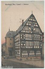 AK Kirchhain, Bez. Cassel - Rathaus (R275)