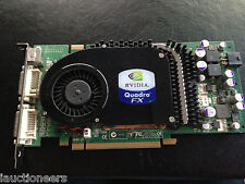 Dell T9099 Nvidia Quadro FX 3450 256MB Dual DVI GDDR3 PCI-E Video Card