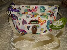 LILY BLOOM NWT KARMA RECYCLED VEGAN BUTTERFLY TWISTER CHRISTINA CROSSBODY HTF!