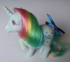 G1 My Little Pony Rainbow Unicorn MOONSTONE Vintage MLP 1980's