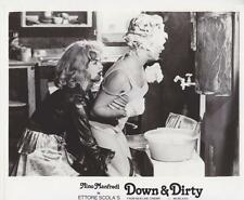 """Nino Manfredi in """"Down and Dirty"""" 1976 Vintage Movie Still"""