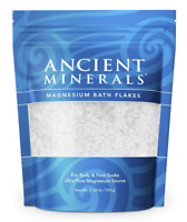 Ancient Minerals Magnesium Bath Flakes of Pure Genuine Zechstein Chloride