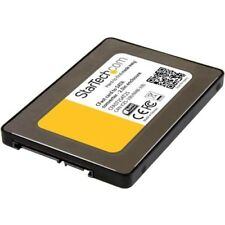"""Startech.com Cfast Card To Sata Adapter With 2.5"""" Housing - Supports Sata Iii [6"""