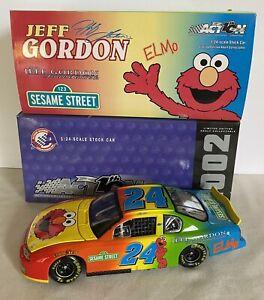 1/24 JEFF GORDON #24 FOUNDATION / SESAME STREET Elmo 2002 Monte Carlo