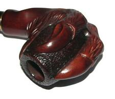* Dragon CLAW * Wooden HAND CARVED Tobacco Smoking Pipe Pipes For 9 mm filter