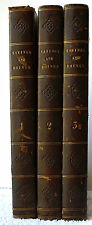 Sayings and Doings Theodore Hook A Series of Sketches 3 vol 1824 1st run 1st pr