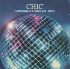 Chic - Live At The Budokan - Produced by Nile Rogers - 18 track CD - 1999