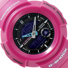 CASIO G Shock AW-582SC-4A Analog Digital Watch Crazy Pink Color