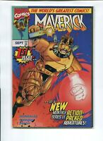 Maverick 1 2 3 4 5 6 7 8 9 10 12 Set Run Lot 1-12 MISSING 11! FREE SHIPPING!