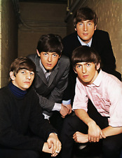 The Beatles Poster 13x19