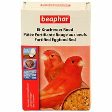 2x BEAPHAR BOGENA RED FACTOR CANARY SEED FED BIRD SUPPLEMENT EGG FOOD FEED 150G