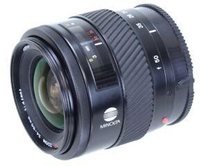 Minolta Lens AF zoom 24-50 mm  F 4  Mount A-mount Sony  (Réf#C-070)