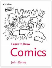 Comics (Collins Learn to Draw)-John Byrne