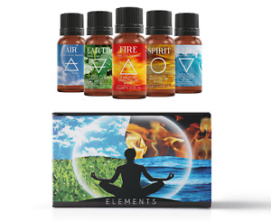 Mystic Moments | The 5 Elements Essential Oil Blends (SP10EOELEM)