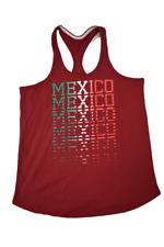 Fifth Sun Juniors Mexico Tank Top Shirt New L