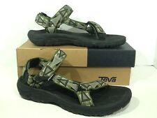 TEVA Women's Hurricane XLT Size 9 M Mosaic Green Sport Sandals Shoes X2-361