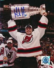Martin Brodeur Stanley Cup Signed 8x10 Photo Autograph Auto Steiner