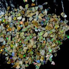 100%Natural Ethiopian Multi flash Opal Rough Lot Play Of Color Gemstone